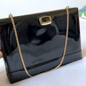 ♦️HOST PICK♦️PRINCE patent leather Handbag